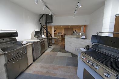 OKD Outdoor Kitchen Showroom