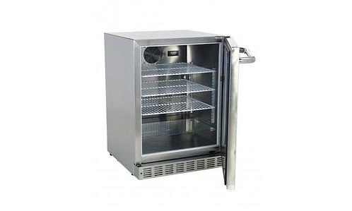 Interior of Bull Outdoor Refrigerator