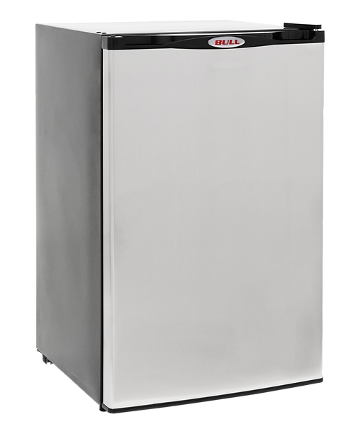 Bull 130Lts Refrigerator - Stainless Steel Front Panel