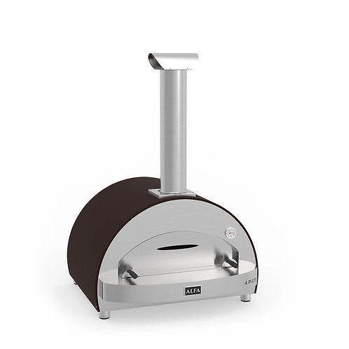 Alfa 4 Pizze Wood-fired Pizza Oven Top
