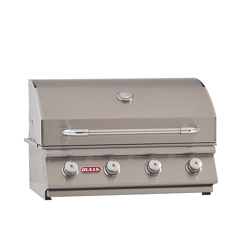 Bull Outlaw BuiIt-in 4 Burner Gas Barbecue