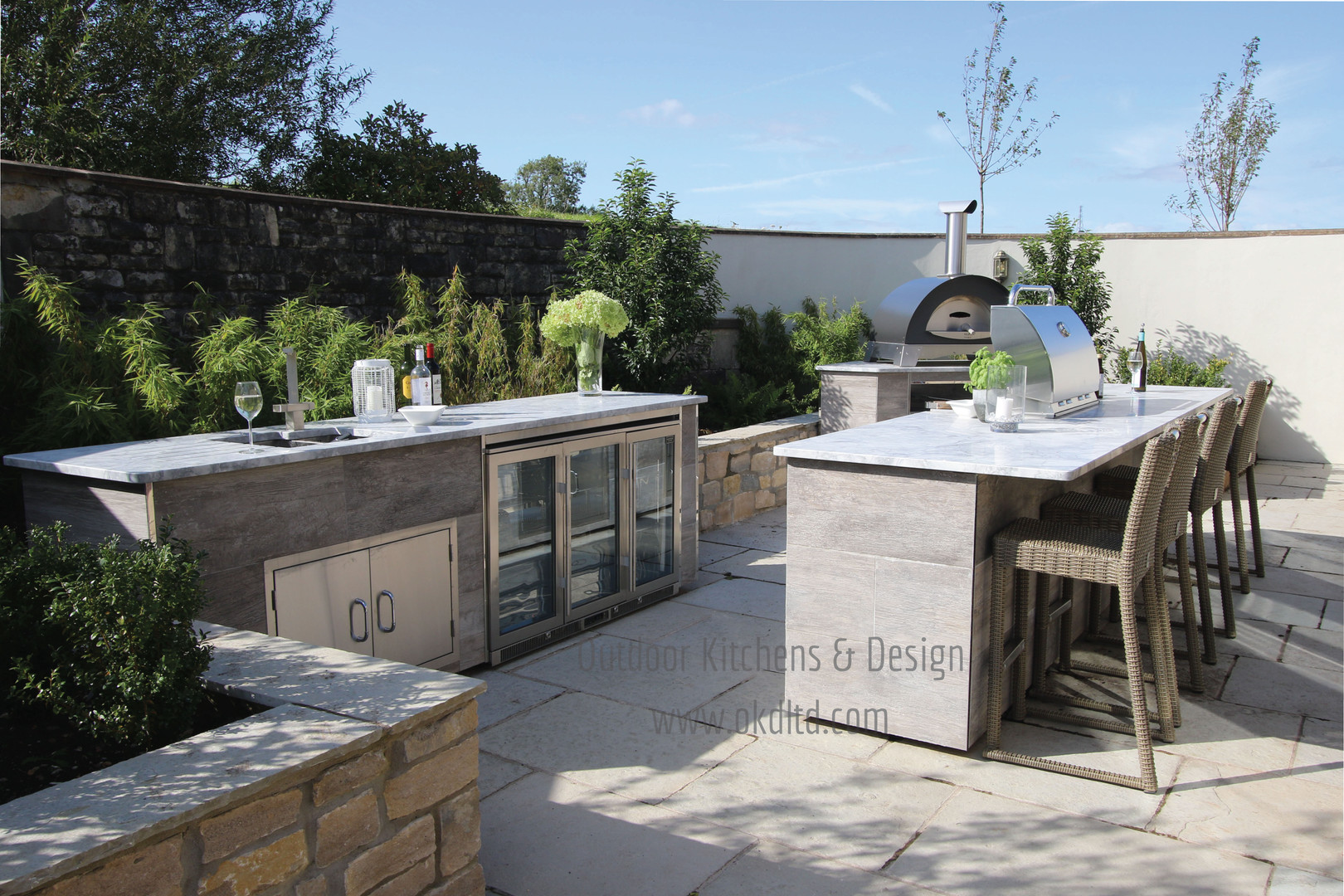 Bespoke Outdoor Kitchen