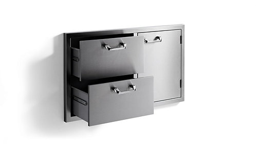 "Lynx Sedona 36"" Door Drawer Combinat"