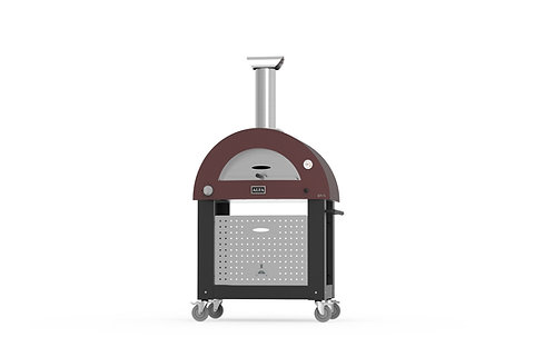 Alfa Brio Gas Fired Pizza Oven with Base