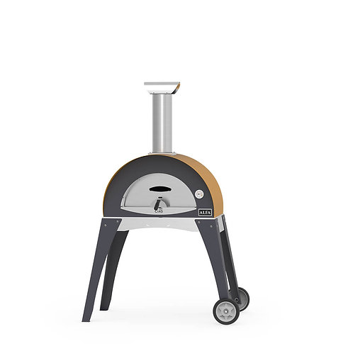 Alfa Ciao Wood-fired Pizza Oven with Base