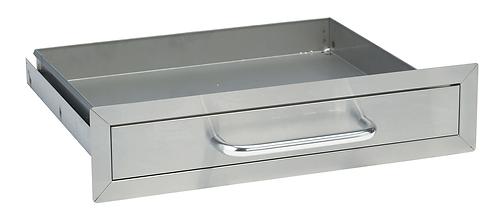 Bull Single Drawer: Stainless Steel