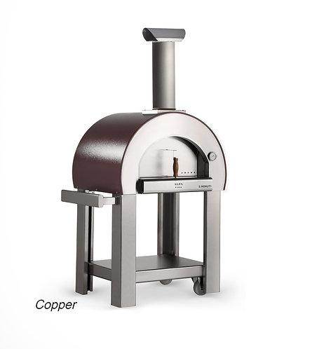 Alfa 5 Minuti Wood-firedPizza Oven with Base