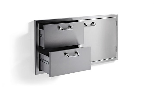 "Lynx Sedona 42"" Door Drawer Combination"