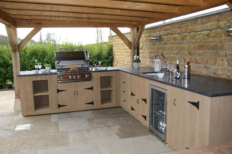 Bespoke Outdoor Kitchen
