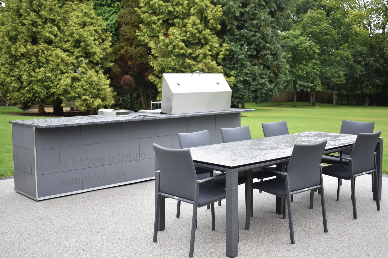 Bespoke Outdoor Kitchens