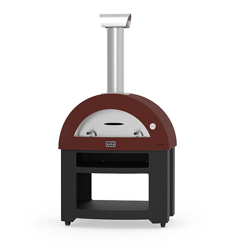 Alfa Allegro Wood-fired Pizza Oven with Base