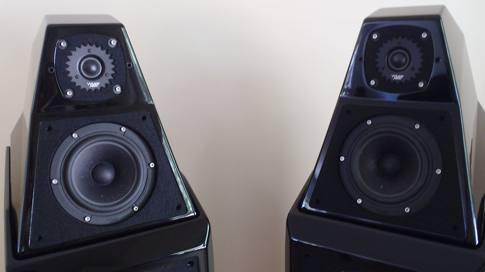 Wilson Audio Sasha 2 Obsidian Black