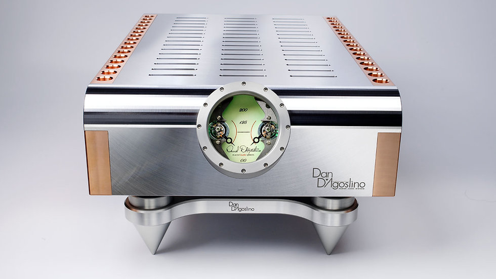 Dan D'Agostino Momentum Stereo Preamplifier