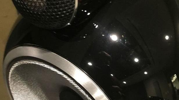 B&W 802 D3 New Pair in High Gloss Black