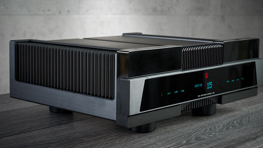Gryphon Audio Diablo 120 Integrated Amplifier