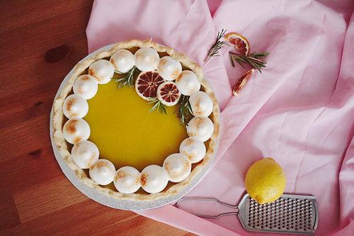 FRIDA KAHLO   lemon meringue tart