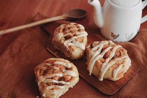 GRETA THUNBERG | cinnamon rolls