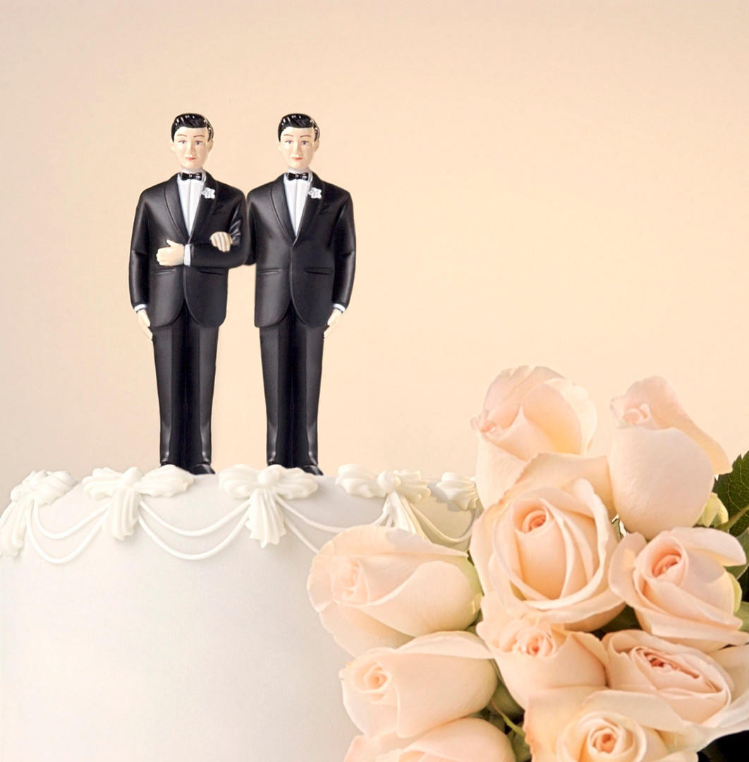 groom cake topper