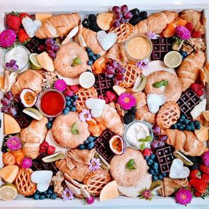 Ultimate Breakfast Board $280
