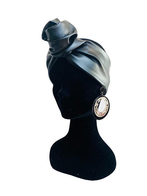 Headband Ecopelle  NERA