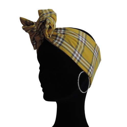 Headband  SCOTTISH GIALLA