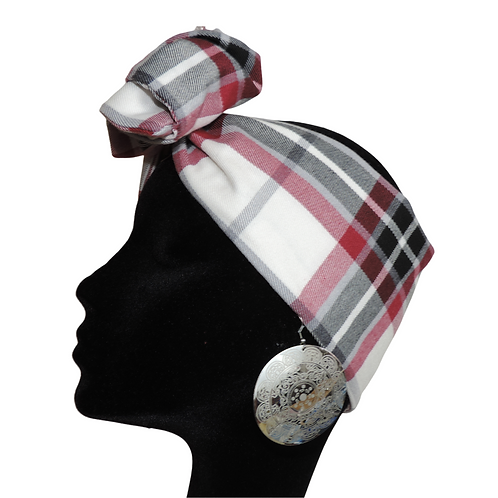 Headband SCOTTISH BIANCA