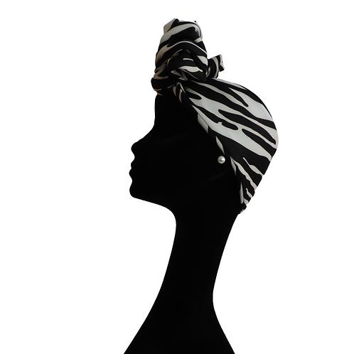 Headband ZEBRATA