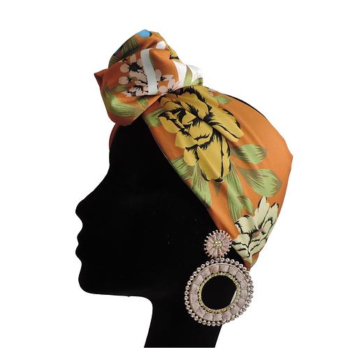 Headband NEAPOLIS ARANCIONE