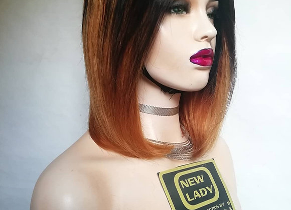 NEW LADY HAIR COLLECTION BY EXTENSION MODEL-X (PARRUCCA NATURALE LISCIO OMBRE)