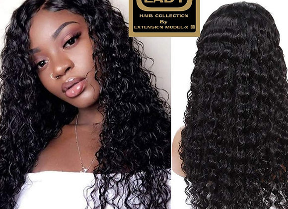 NEW LADY HAIR COLLECTION BY EXTENSION MODEL-X HUMAN HAIR WIG