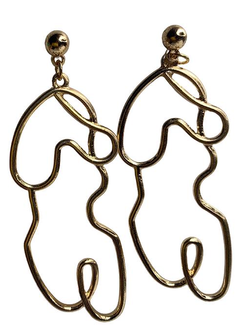 Venus Rising Earrings
