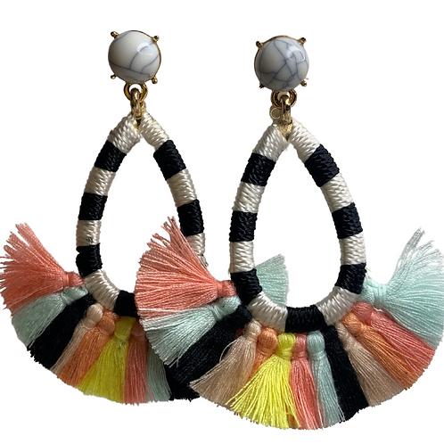 Tassle Me Baby Earrings