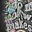 """Thumbnail: """"Do More of What Make You Happy"""" Chalkboard Print"""