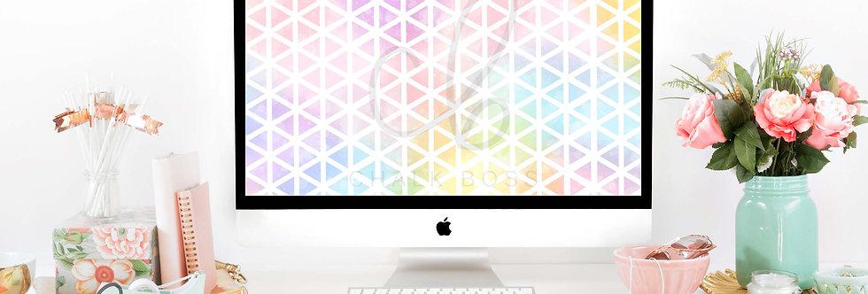"""Pastel Dream"" Wallpaper Download"