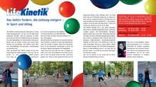 LIFE KINETIK Das Gehirn fordern, die Leistung steigern – im Sport und Alltag