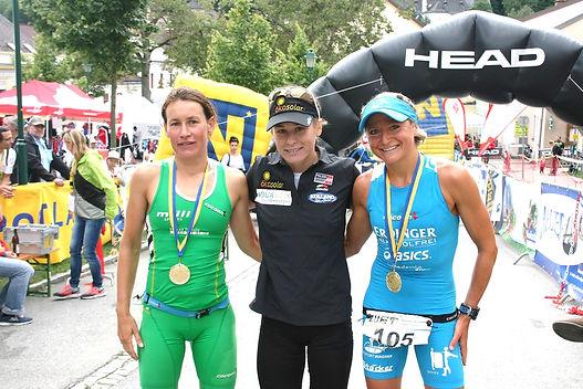 3. Platz Celia Kuch WEM-Triathlon