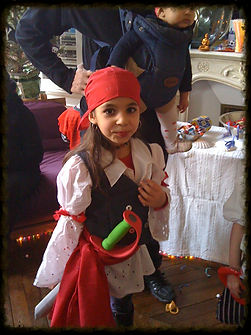 animation anniversaire pirate