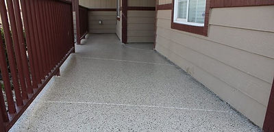 finished concrete coatings polyurea vs epoxy