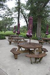 Outdoor weddings an golf course weddings curtis creek golf course