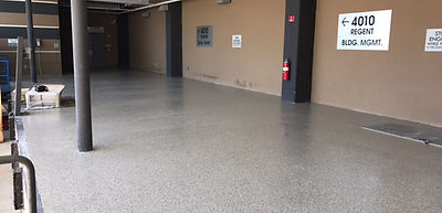 commercial concrete coating for industrial safety use