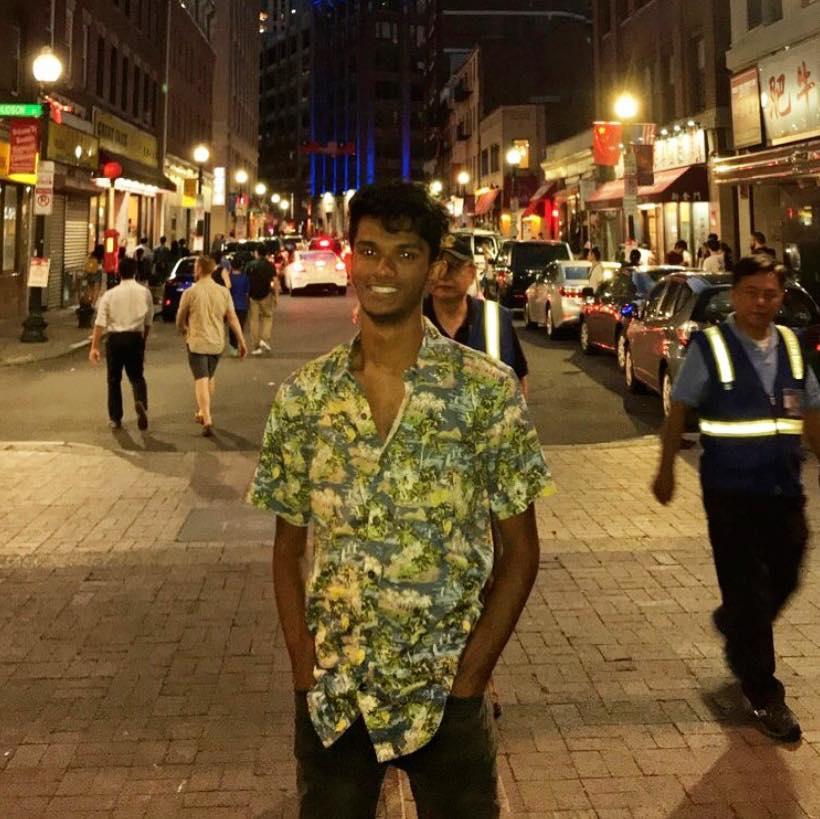 Sid Seenivasa