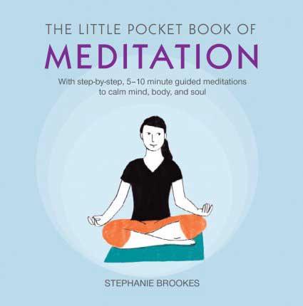 The Little Pocket Book of Meditation