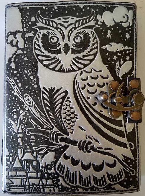 "Owl blank book 5""x7"""