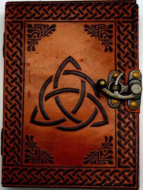 "Triquetra blank book 5""x7"""
