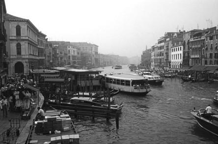 Grand Canal, Venice 1987