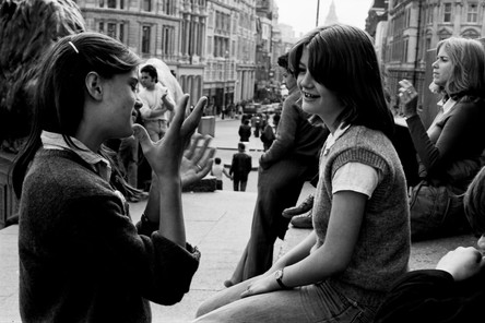 Trafalgar Square 1979