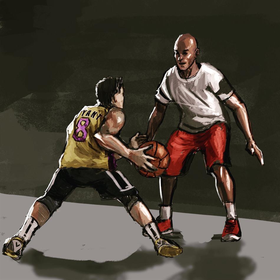 A Tribute to Kobe Bryant