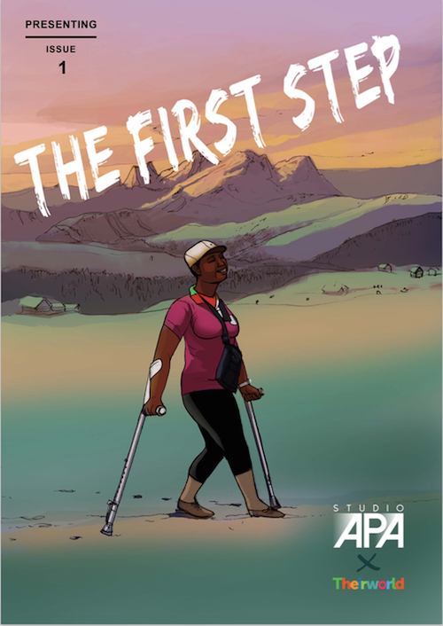 Presenting, Issue 1: The First Step