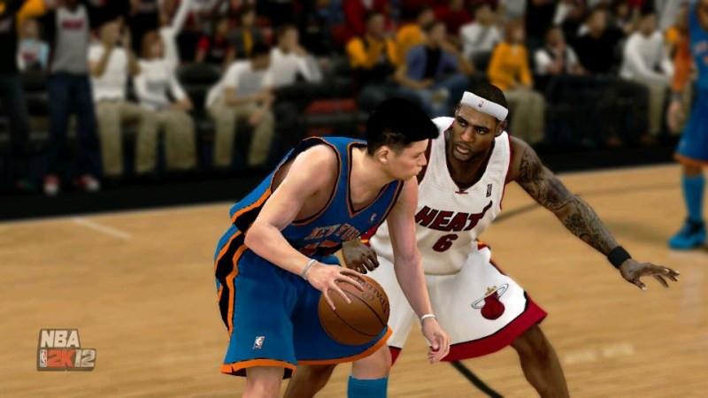 Jeremy Lin Vs. The Miami Heat