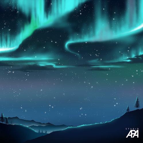 aurora (feat. mt. fujitive)